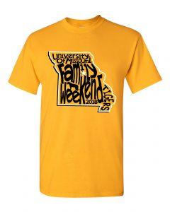 T-shirt Design on Shirt